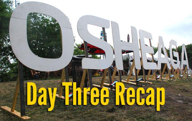 Osheaga 2012 : Day Three Recap
