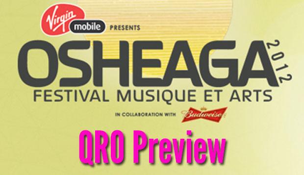 Osheaga 2012 Preview