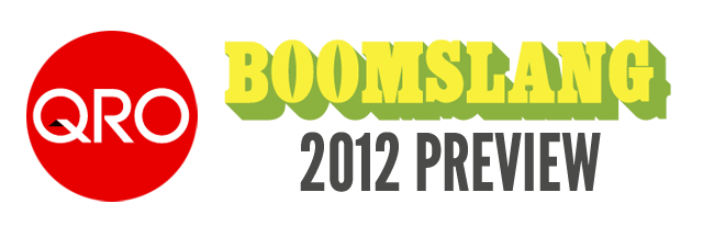 Boomslang 2012 Preview