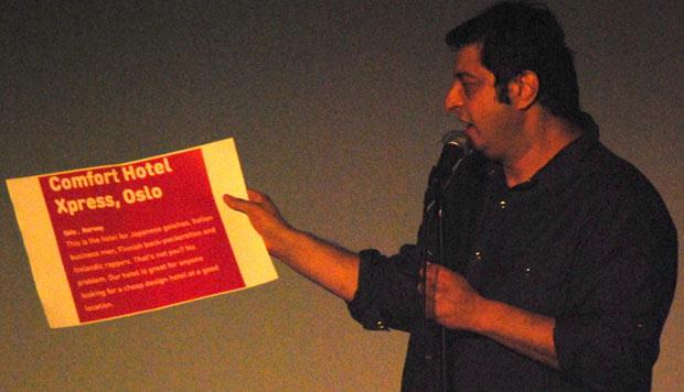 Eugene Mirman Comedy Festival : Live
