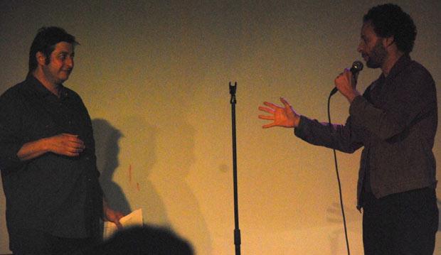 Eugene Mirman & Jon Glaser