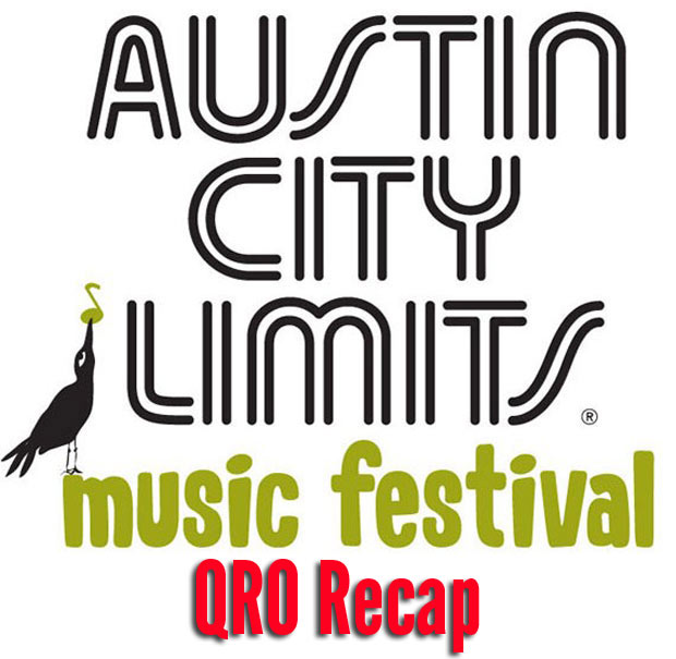 Austin City Limits 2012 Recap