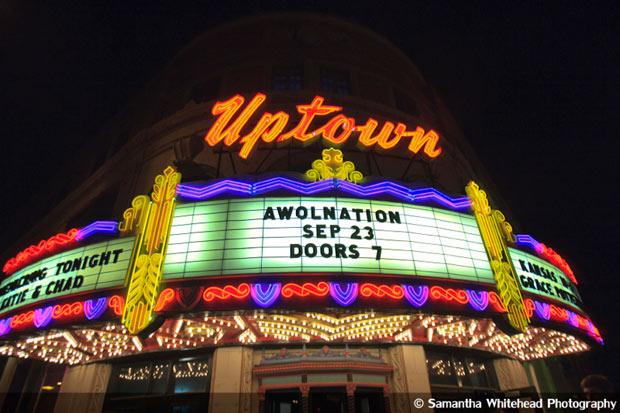 AWOLNATION & Imagine Dragons