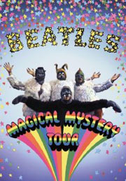 The Beatles : Magical Mystery Tour DVD