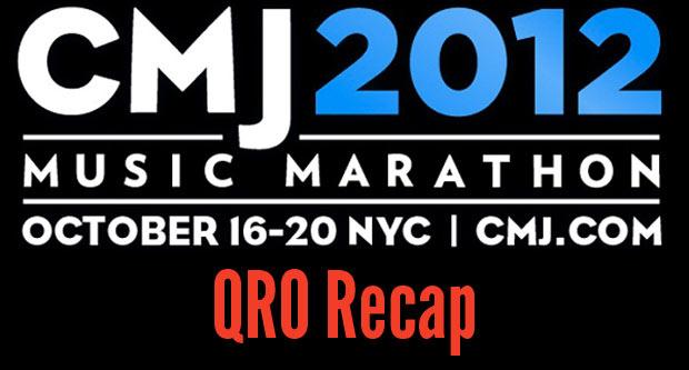 CMJ 2012 Recap