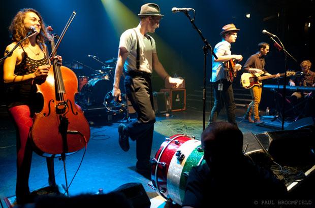 The Lumineers : Live