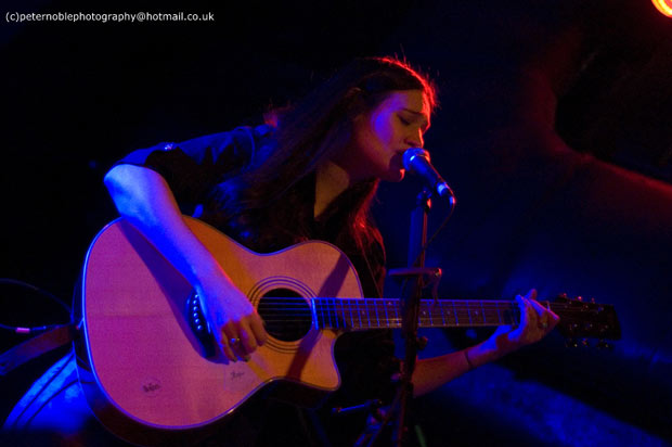 The Staves : Live