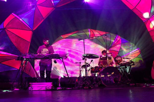 Animal Collective : Live
