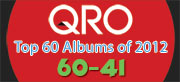 Top Albums of 2012 - 60-41