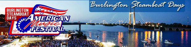 Burlington Steamboat Days