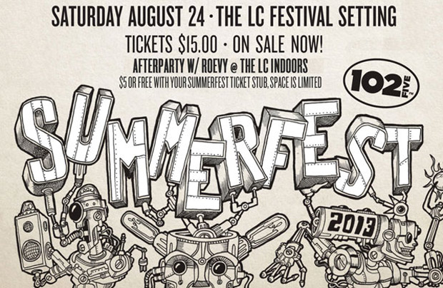 CD 102.5 Summerfest