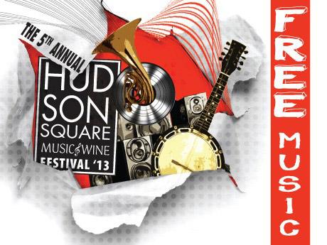 Hudson Square Music & Wine