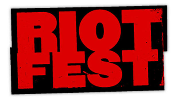 Riot Fest 2014 - Day One Recap