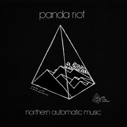Panda Riot : Black Pyramids