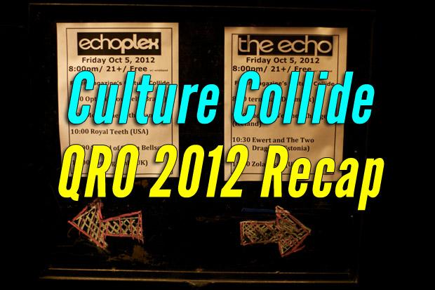 Culture Collide 2012 Recap