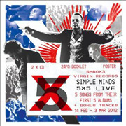 Simple Minds : 5X5 Live