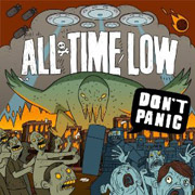 All Time Low : Don't Panic