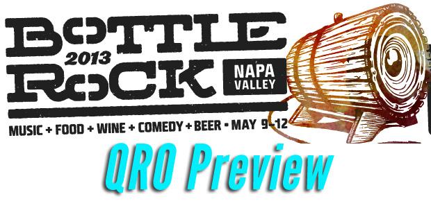 BottleRock Festival 2013 Preview