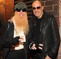 Billy Gibbons & John Varvatos
