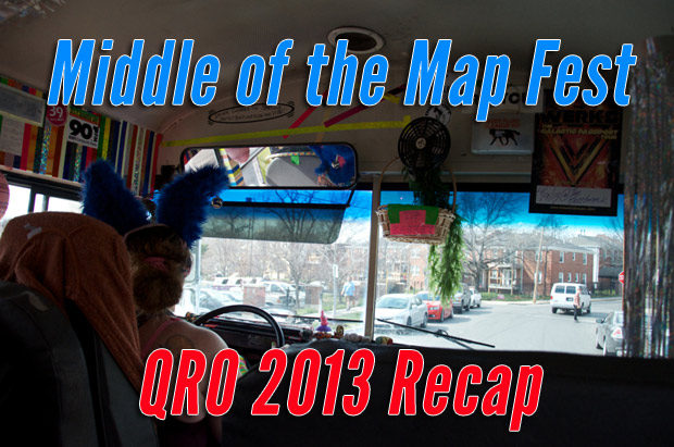 Middle of the Map Fest 2013 Recap