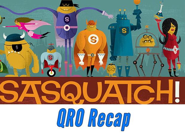 Sasquatch! 2013 Recap