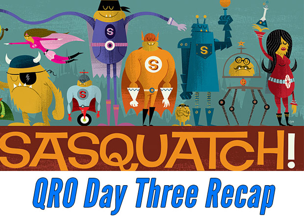 Sasquatch! 2013 Day Three Recap