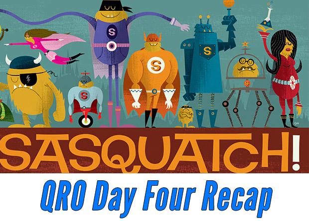 Sasquatch! 2013 Day Four Recap
