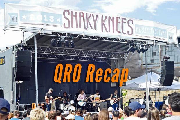 Shaky Knees Festival 2013 Recap
