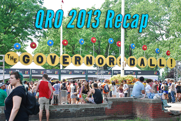 Governors Ball 2013 Recap