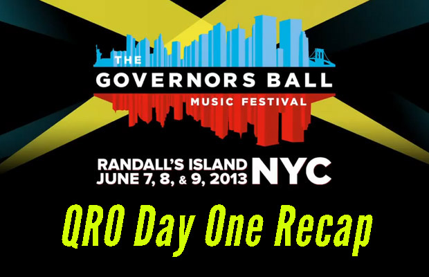 Governors Ball 2013 Day One Recap