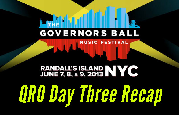 Governors Ball 2013 Day Three Recap