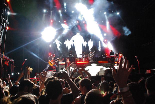 Guns n' Roses n' fans