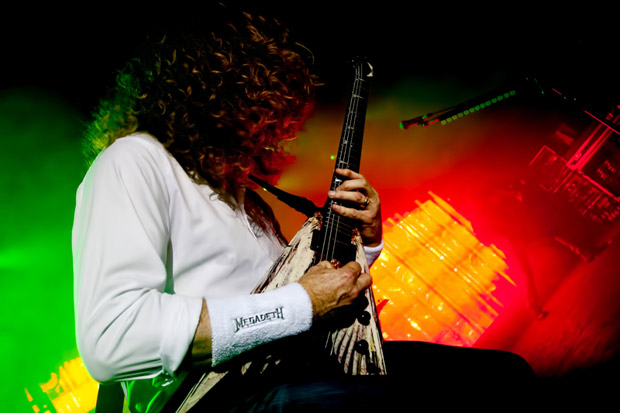 Megadeth : Live