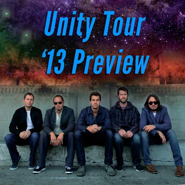 Unity Tour 2013 Preview