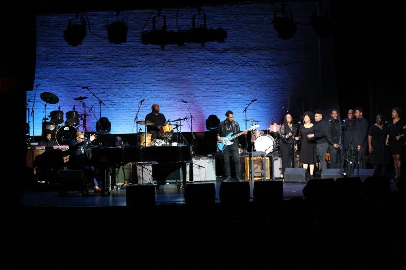 Dave Crawford Choir