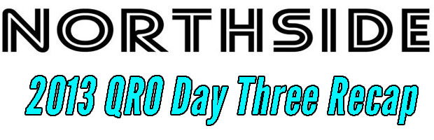 Northside 2013 - Day Three Recap