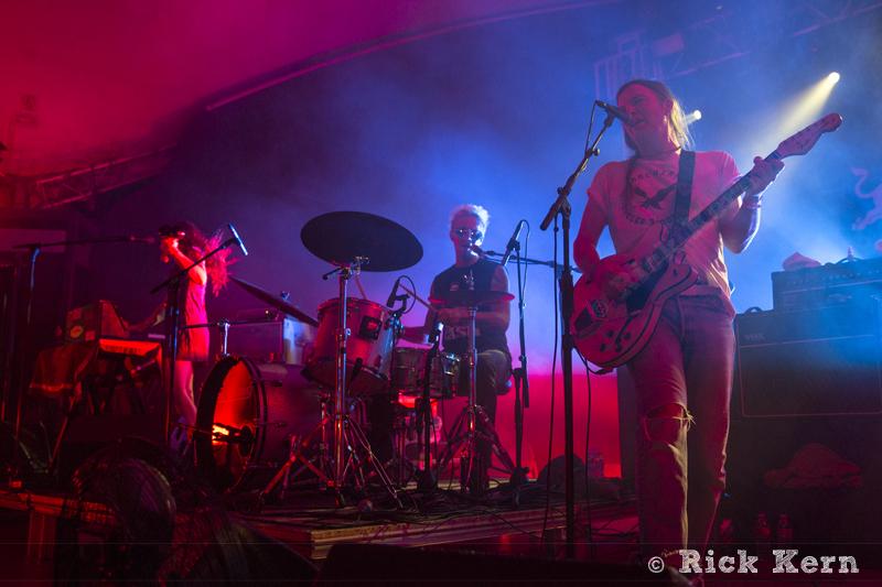 The Dandy Warhols : Live