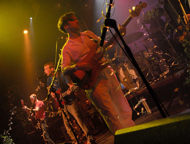 British Sea Power : Live