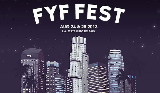FYF Fest 2013 Preview