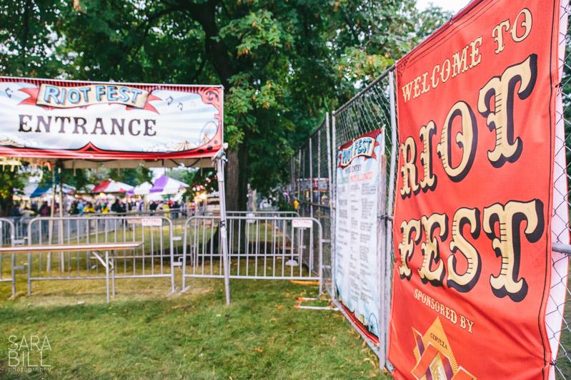 Riot Fest 2013 Recap