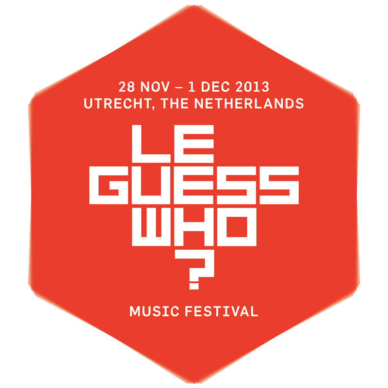 Le Guess Who? 2013 Preview