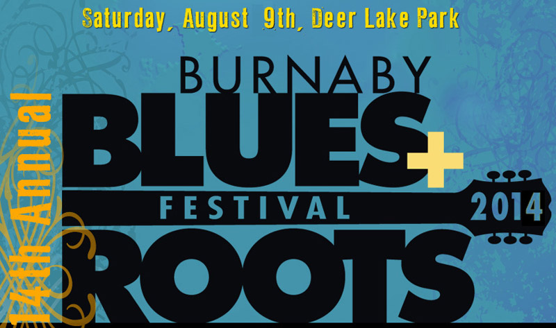 Burnaby Blues & Roots