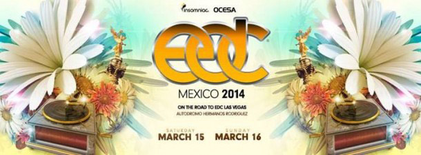 Electric Daisy Carnival Mexico