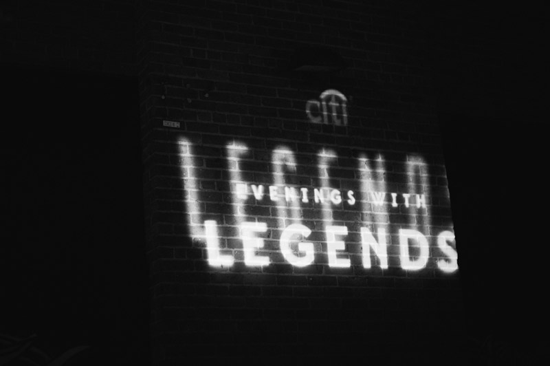 Citi Presents Evenings with Legends : Live