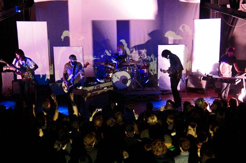 The Black Angels : Live