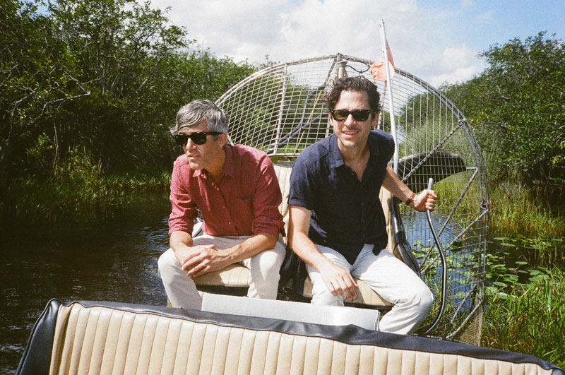 Keith Murray of We Are Scientists : Q&A