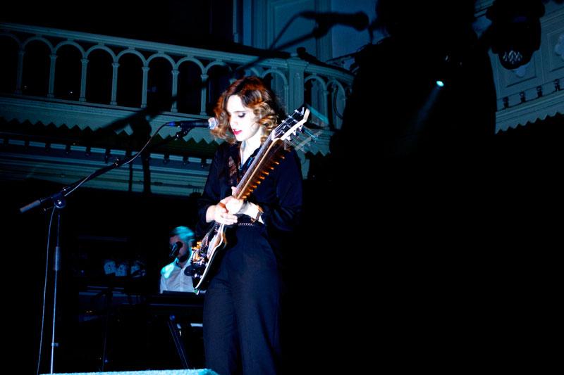 Anna Calvi : Live