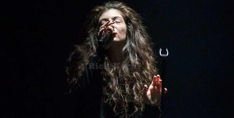 Lorde : Live