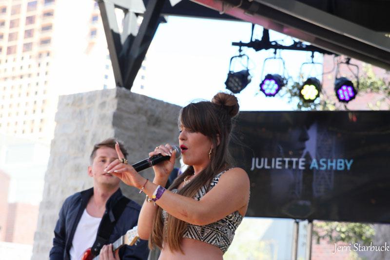 Juliette Ashby