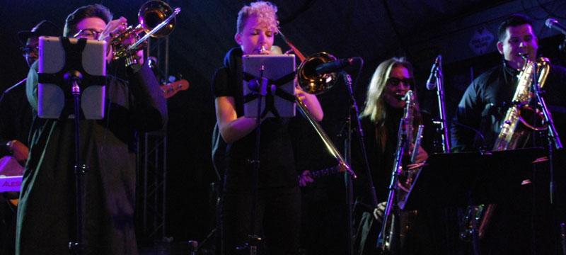 Kelis' orchestra